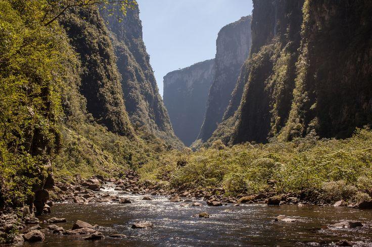 Brasil: os parques nacionais mais fantásticos do país
