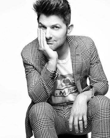 If I hadn't married the most amazing man ever, Ben Wyatt would be my second choice.