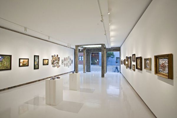 Gallery Space Design art gallery interiors ...