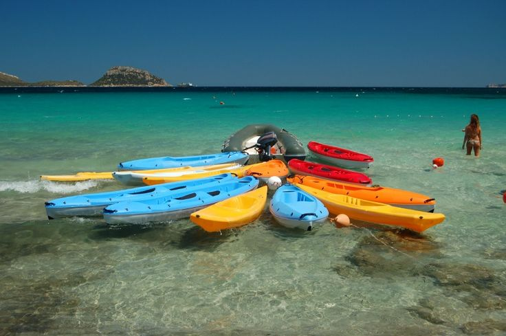Costa Smeralda: Boats, Beaches...