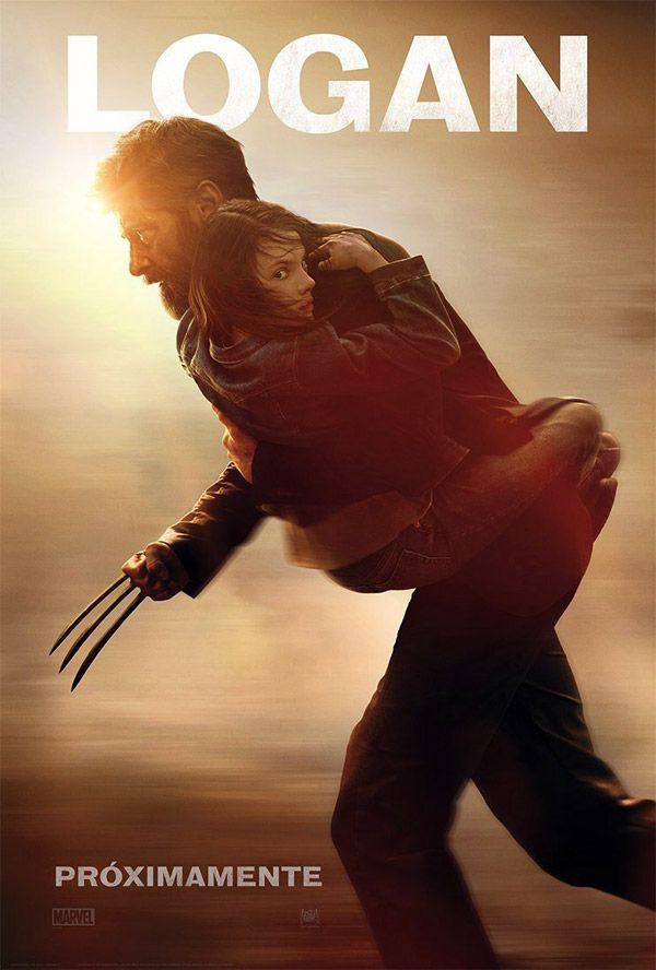 Logan movie poster #3 - James Mangold (2017)