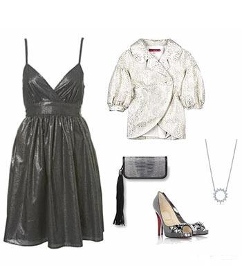 vestidos chanel -