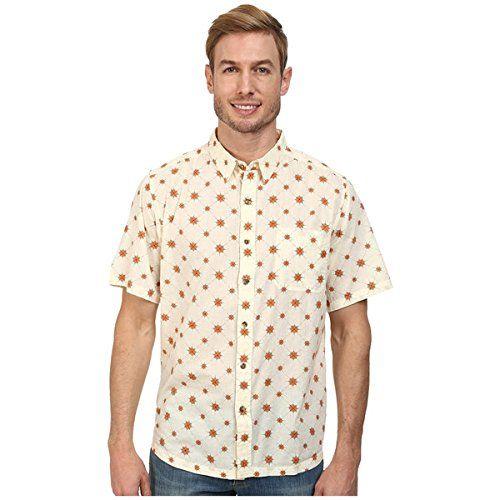 (マウンテンカーキス) Mountain Khakis メンズ トップス 半袖シャツ Compass Signature Print Shirt 並行輸入品  新品【取り寄せ商品のため、お届けまでに2週間前後かかります。】 表示サイズ表はすべて【参考サイズ】です。ご不明点はお問合せ下さい。 カラー:Cream