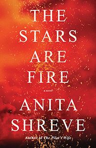 The Stars Are Fire: A Novel  by Anita Shreve  Published: 4/18/2017 by Knopf  ISBN: 9780385350907