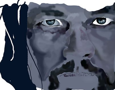 """Check out new work on my @Behance portfolio: """"revenent-leonado dicaprio"""" http://be.net/gallery/36351481/revenent-leonado-dicaprio"""