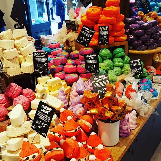 22 Things LUSH employees would or should tell you!!!
