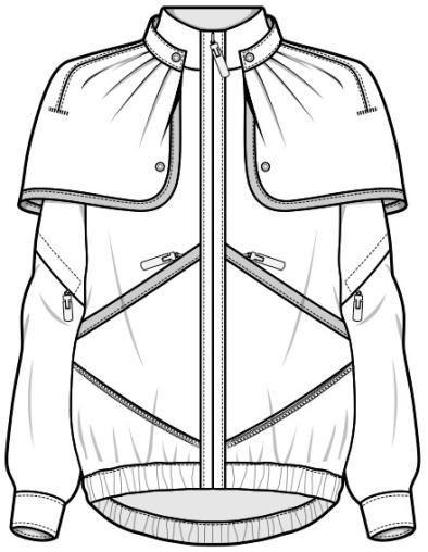sewing pattern anorak - Google zoeken