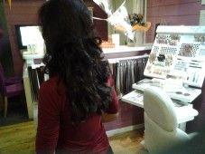 haarextensies synthetisch met clip in speldjes is om uw haren te verlengen of voller te maken