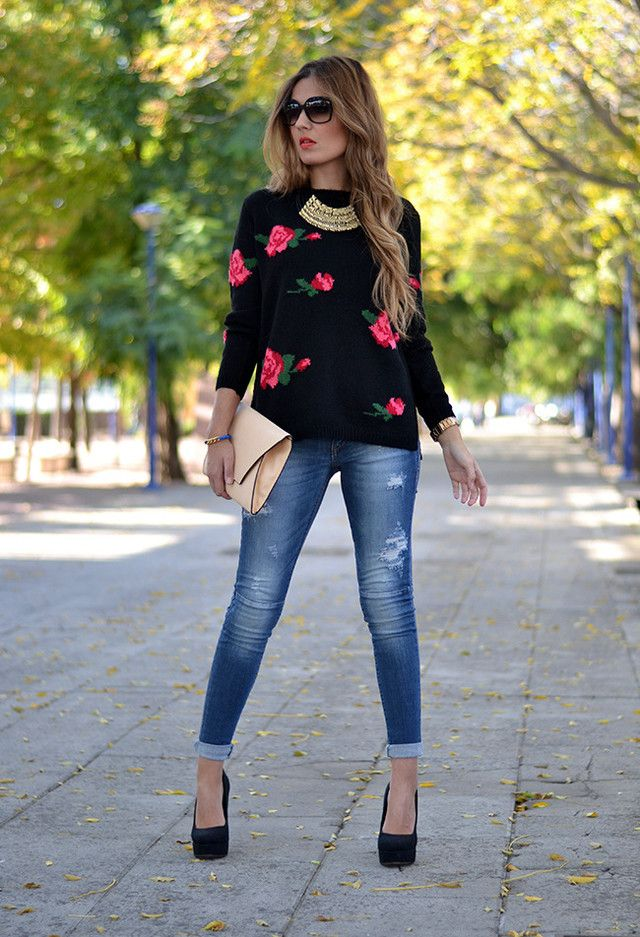 Ripped Jeans | Chicisimo