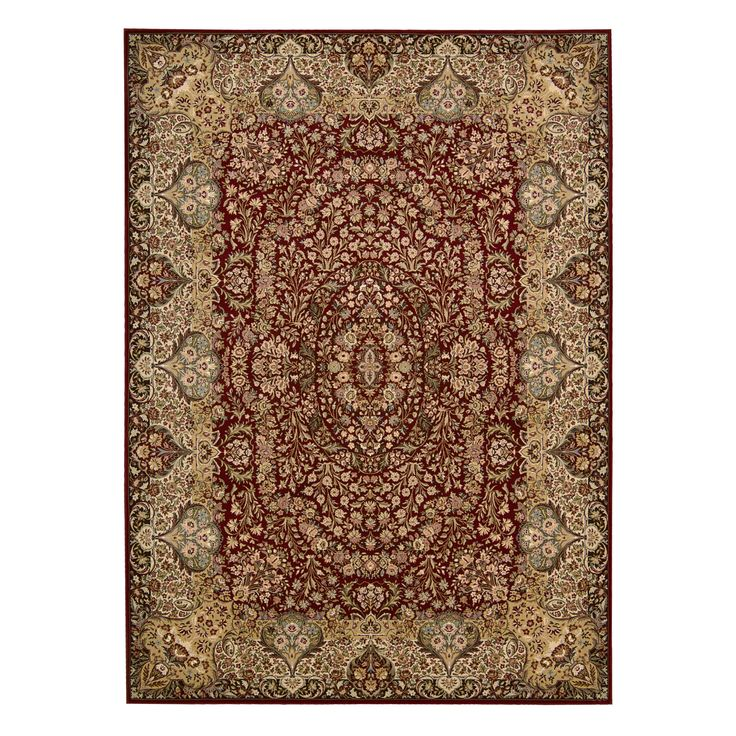 Kathy Ireland by Nourison ANT05 Antiquities Area Rug | from hayneedle.com