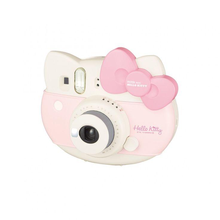 Fuji Instax Mini Sofortbildkamera Hello Kitty