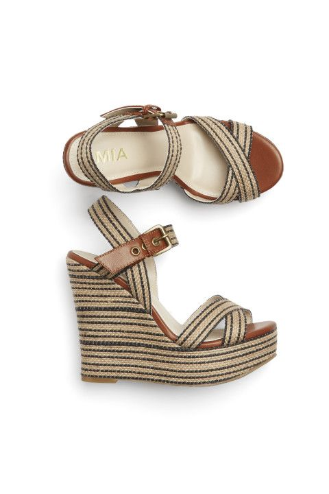 Stitch Fix Spring Shoes: Wedge Sandals