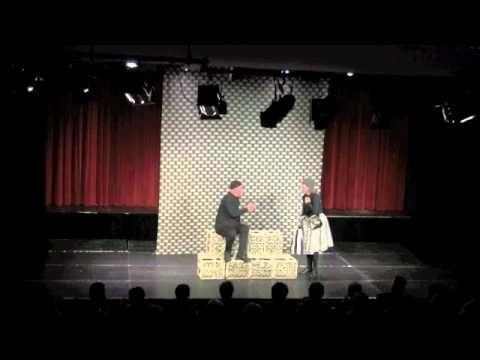 Tränen lachen - mit Anita Köchl und Edi Jäger  In ihrem neuen Programm verquicken Anita Köchl & Edi Jäger die komisch-skurrilen Texte Karl Valentins mit modernstem Schauspiel und enormer Spielfreude. Sie setzen auf die Zugkraft von Valentins Texten die hinter scheinbarer Banalität hohe Sprachkunst verbergen.  From: walfisch1010  #Theaterkompass #TV #Video #Vorschau #Trailer #Theater #Theatre #Schauspiel #Clips #Trailershow