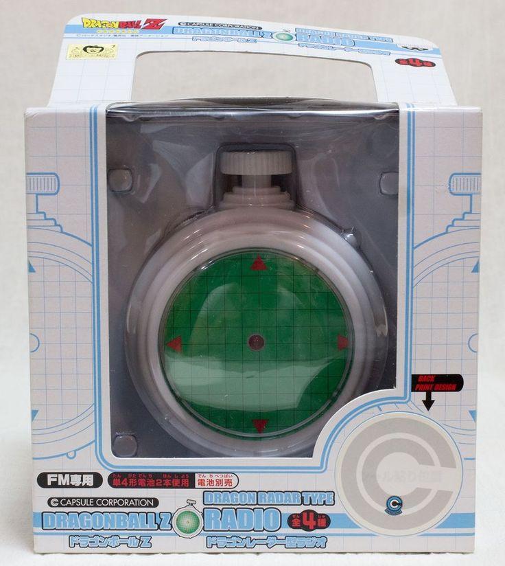 Dragon Ball Z Dragon Rader Type Radio JAPAN ANIME MANGA