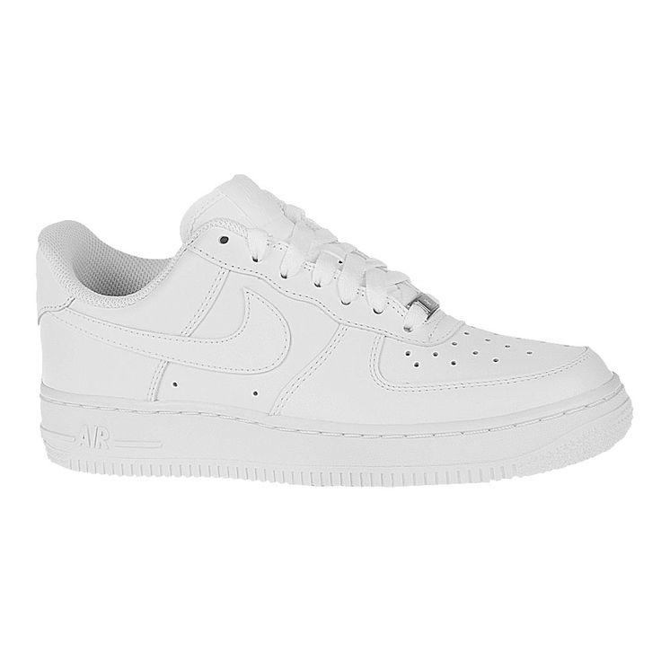 Tênis Nike Air Force 1 07 Branco Feminino - AuthenticFeet