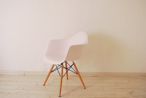 Hnn trading chaise en plastique inspiration daw eames for James eames dsw