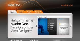 design web portfolio - Google-søk