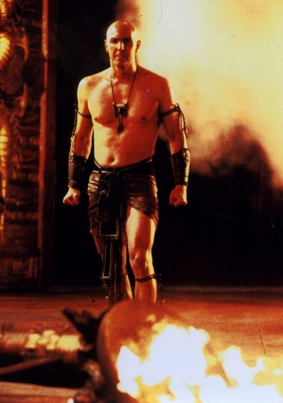 The Mummy - Arnold Vosloo as Imhotep