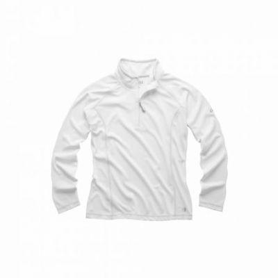#Tshirt #Femme #Gill UV Tec Col Zippé Manches Longues UV003W #solentbay