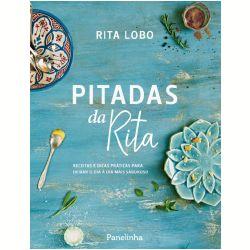 Pitadas da Rita - Livros - Livraria da Folha