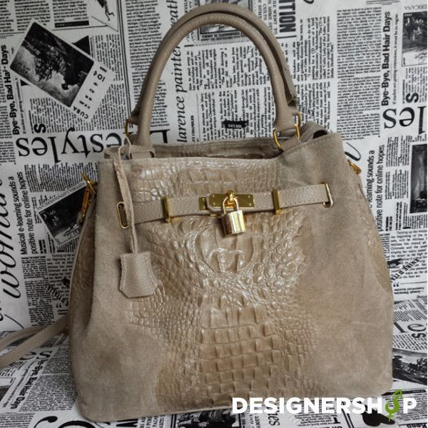 #leather handbag made in Italy