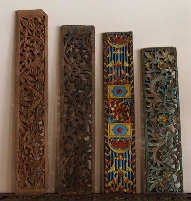 Carved door panels - good for found?