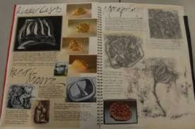 examples of GCSE art sketchbooks - Google Search