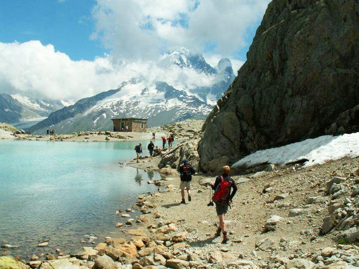 Wokół Mont Blanc z plecakiem
