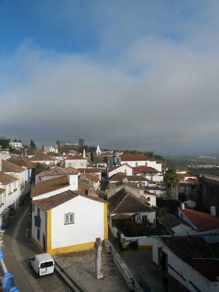 Vila de Óbidos - dez/2015