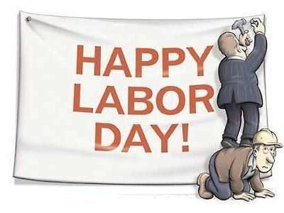 Labor Day - One of the major holidays in the United States of America is Labor Day. It falls on the first Monday of September every year. Labor Day is a federal holiday. All Government offices, organizations and most businesses are closed. The first Labor Day was celebrated on the 5th of September in 1882. The Central Labor Union of New York City created a day off of work for the working citizens. This date was specifically selected to be between Thanksgiving and Independence Day.