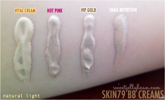 Pale Skin? Use Skin79 BB Creams, more information in http://uniqsoblog.blogspot.com/2014/03/pale-skin-use-skin79-bb-creams.html  ===== #Skin79 #BBCream