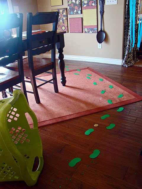 Cute Ideas for the Kid's on St Patty's Day. A Leprechaun Trap and Some Awesome Recipes.