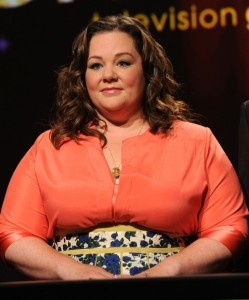 Melissa McCarthy She is so Funny in all her movies love her.