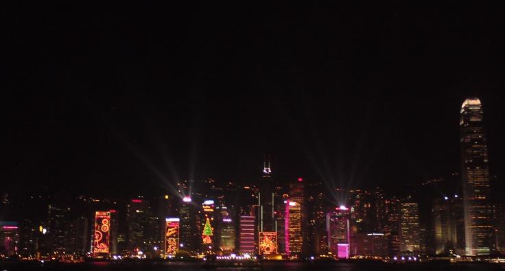 #hongkong city lights