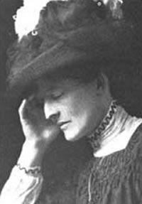 Maud Pember Reeves (1865 - 1953)  was a feminist, writer and member of the Fabian Society. She spent most of her life in New Zealand and Britain.   In 1885 she married the journalist and politician William Pember Reeves and became interested in socialism and the suffragette movements.  In 1896 the family moved to London, where  Maud joined the Fabian Society, a precursor to the Labour Party, which promoted social reform.