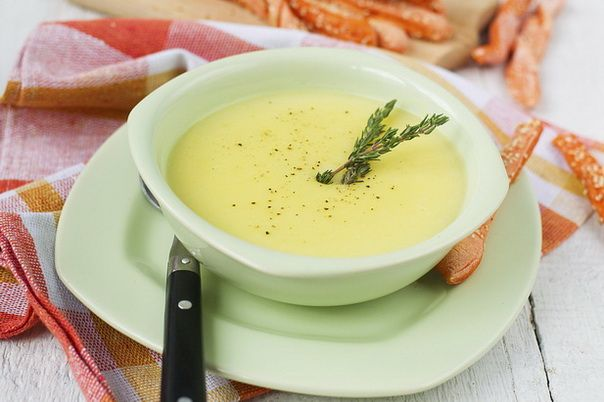 картофельный суп рецепт классический с фото