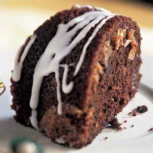 German Chocolate Bundt Cake | MyRecipes.com