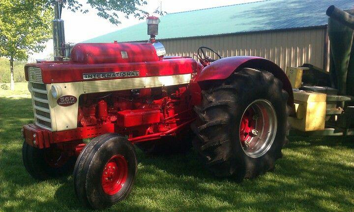 Cb D E B E Ba Eac A International Harvester Agriculture on Farmall 560 Tractor