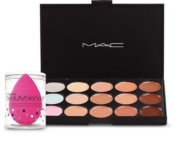 Не упустите скидочное лето! Профессиональный корректор Mac2016 по невероятно приятной цене.  #красота #макияж #лето #подарки #mac2016