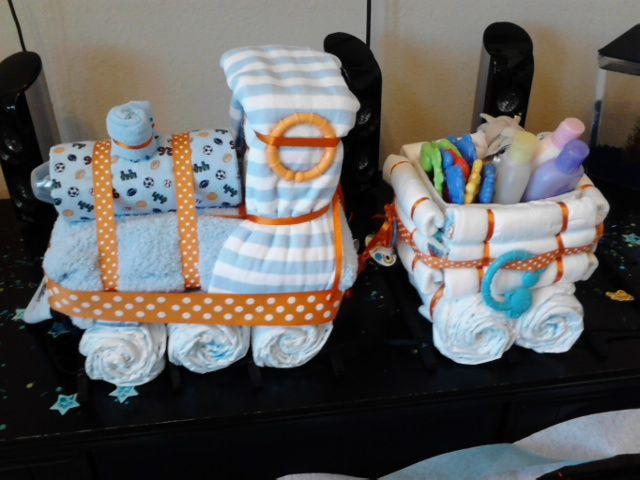Diaper train
