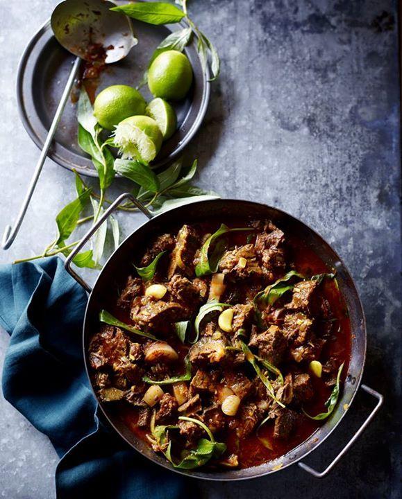 Vietnamese beef curry (Pete Evans)
