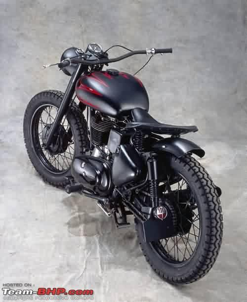 Bullet modified