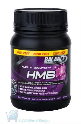 HMB - Balance - 150'C | Shop New Zealand NZ$ 84.90