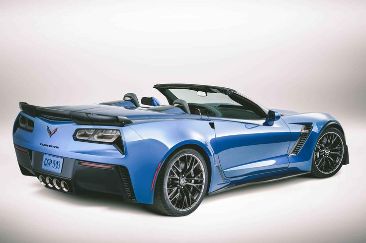 First Look: 2015 Corvette Z06 Convertible - Supercompressor.com