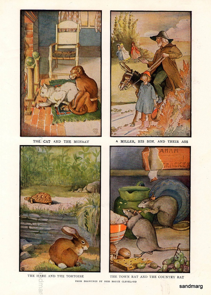 17 Best images about Aesop's Fables on Pinterest