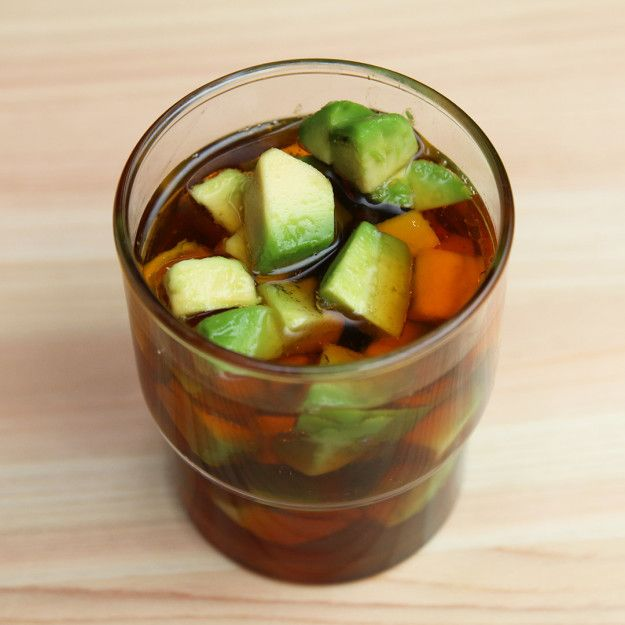 Include seasoning → Overnight in refrigerator.