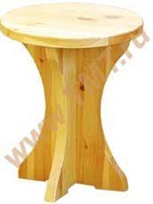 Табурет деревянный 35