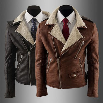 58 best Men Leather Jacket Collection images on Pinterest
