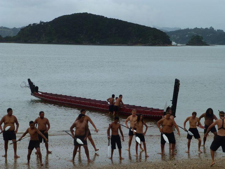 Waitangi, Maori's