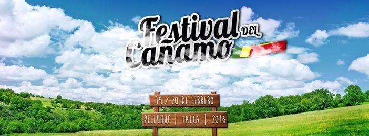 Festival Del Cañamo / 19 & 20 Febrero Pelluhue VII Región – Heyevent.com